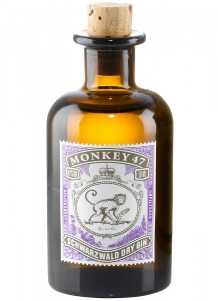 Monkey 47 Gin Miniatur 0,05 L
