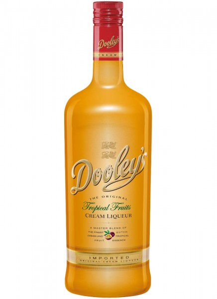 Dooleys Tropical Fruit Juice und Cream Likör 0,7 L