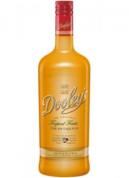 Dooleys Tropical Fruit Juice und Cream Likör 0,7 L