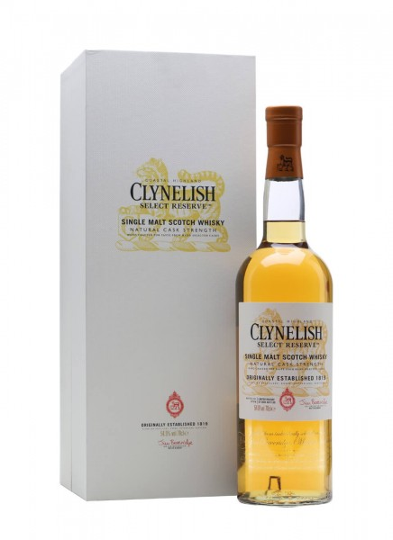 Clynelish Select Reserve Special Release 2014 Highland Single Malt Whisky 0,7 L