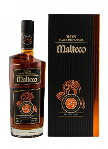 Malteco 25 Jahre Rum 0,7 L