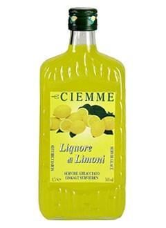 Ciemme Liquore di Limoni Zitronenlikör 0,7 L