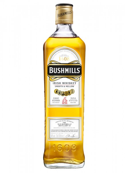 Bushmills Original Irish Whiskey 0,7 L
