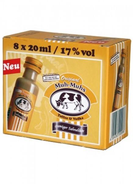 Muh-Muhs Sahne Likör 0,4 L