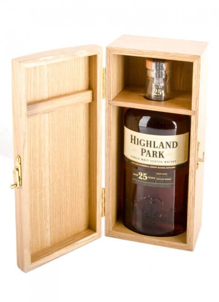Highland Park 25 Years Whisky 0,7 L
