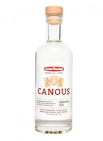 Schmittmann Canous Kakao-Nuss-Likör 0,5 L
