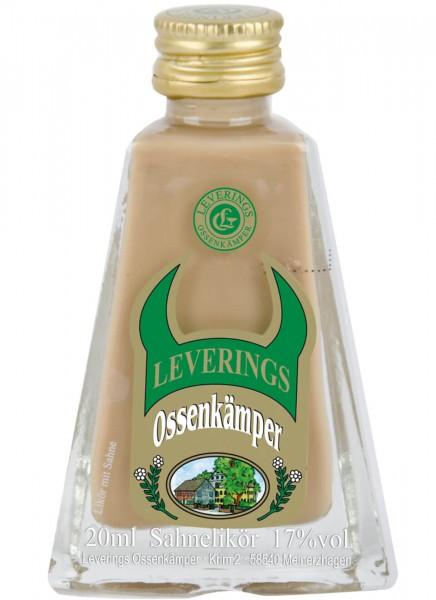 Ossenkämper Cream Likör Miniatur 0,02 L