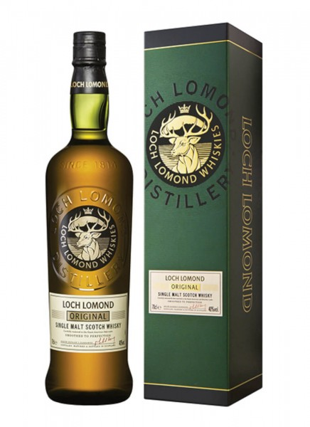 Loch Lomond Original Single Malt Scotch Whisky 0,7 L