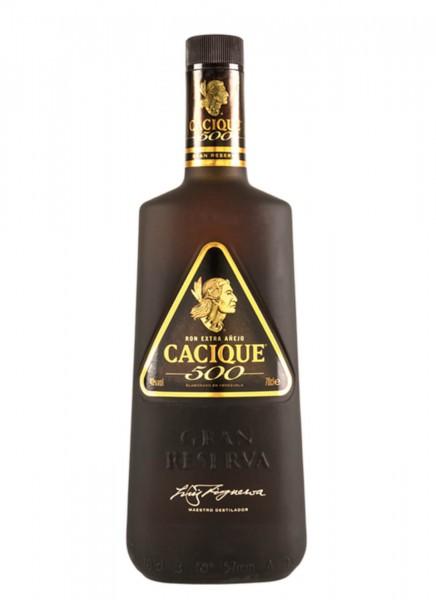 Cacique 500 Extra Anejo Rum 0,7 L