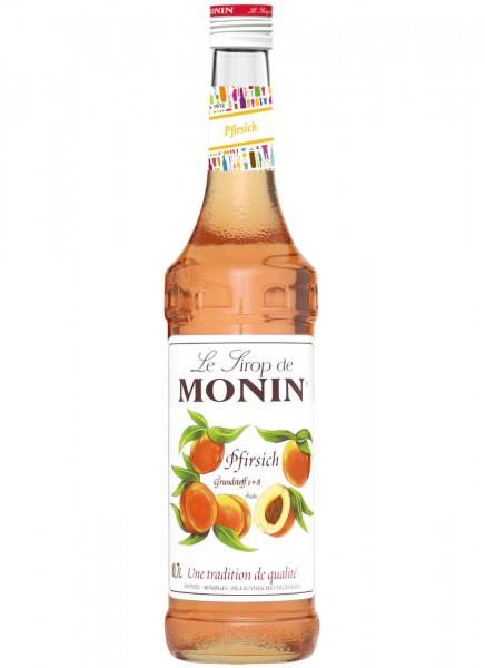 Monin Sirup Pfirsich 0,7 L
