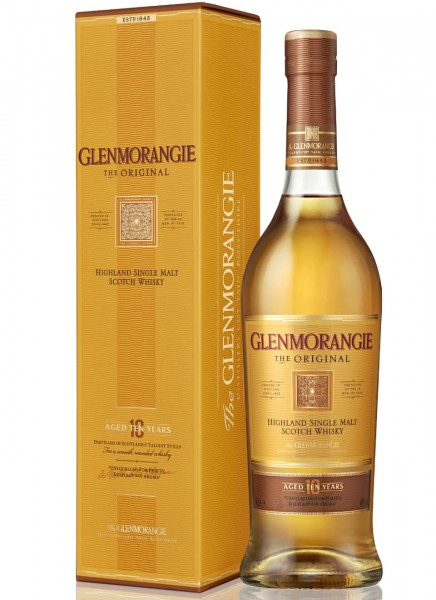 Glenmorangie Original 10 Years Highland Single Malt Whisky 0,7 L