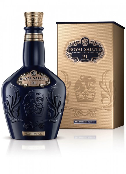 Chivas Regal Royal Salute 21 Years Scotch Whisky 0,7 L