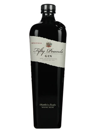 Fifty Pounds Gin 0,7 L