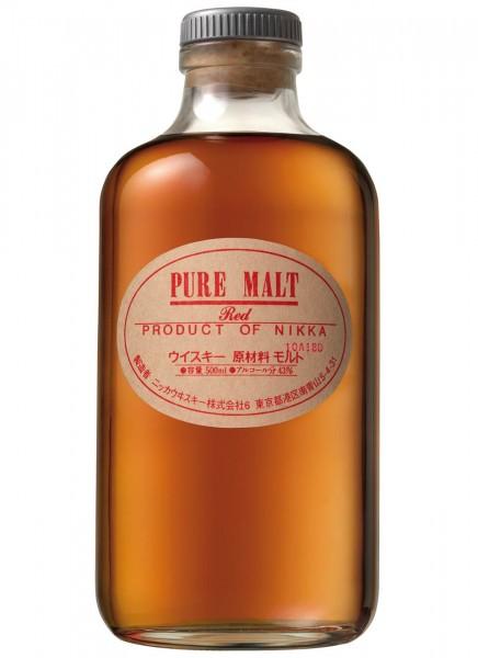 Nikka Pure Malt Red Whisky 0,5 L
